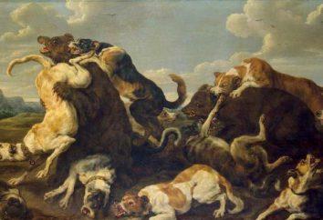"""Obraz """"Polowanie"""" dla fanów animalizmu"""