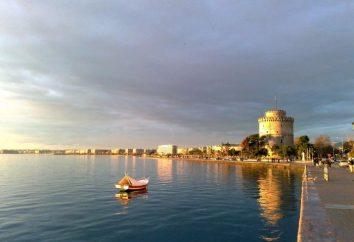 Północna stolica Grecji – Saloniki. Atrakcje i Miejsca