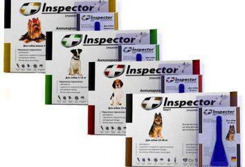"""""""Inspektor"""" – krople dla psów i kotów. Instrukcje, opinie, producent"""