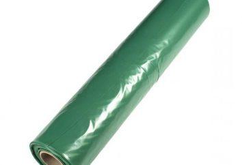 Gidrovetrozaschitnaya membrana: aplicação, a instalação