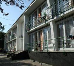 camp pour enfants « Spark » dans Kabardinka