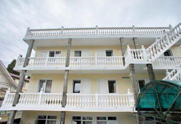 Chambres d'hôtes « Marina » (Adler): emplacement, nombre de chambres et commentaires