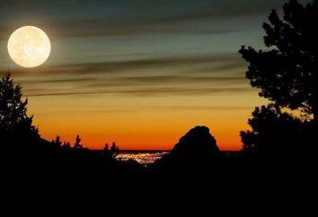 Ciò che si trova sul lato posteriore della luna? Cosa Lowlands si trova sul lato posteriore della luna? Ciò che si trova sul lato mare della luna?