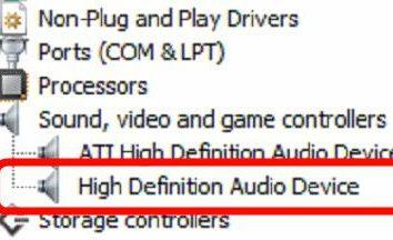 """""""Urządzenie audio wyjściowe nie jest zainstalowane …"""" Szukamy rozwiązania problemu"""