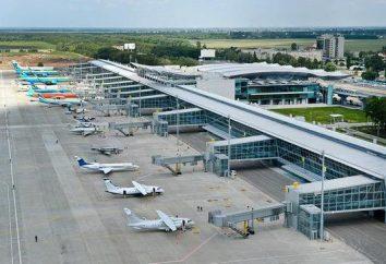 """Aeropuerto de Kiev – """"Boryspil"""": información de vuelo. Como llegar al aeropuerto"""