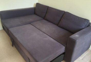 "Sofa ""Monstad"" IKEA. Recenzje i funkcje"