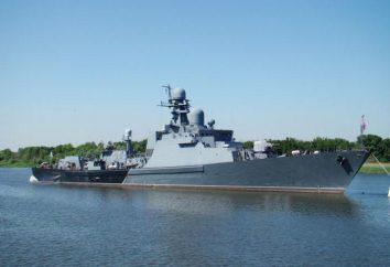 """""""Daghestan"""" – nave del Progetto 11661 del Caspio Flotilla. Foto e nave missile armamento """"Daghestan"""""""