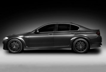BMW F10 z faceliftingu