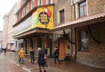"""Restaurant """"adzhika nicht traurig"""", Novosibirsk, Beschreibung und Bewertungen"""