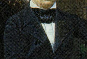 Quando nacque e morì Tiutchev? Fedor Ivanovich Tjutcev: biografia