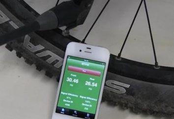 rower Optymalne ciśnienie w oponach
