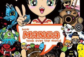 Japońskie komiksy to manga. Co jest i co jest interesujące dla czytelników?