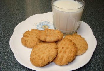 Domowe ciastka z mlekiem: przepis gotowania ze zdjęciem