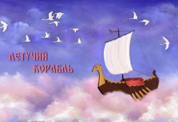 """""""Flying Ship"""" – conte folklorique russe. Description de l'intrigue et des personnages"""