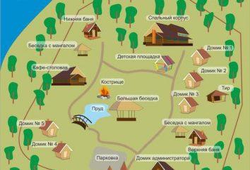 "Gute Erholung Novosibirsk, ""Dubrovino"""