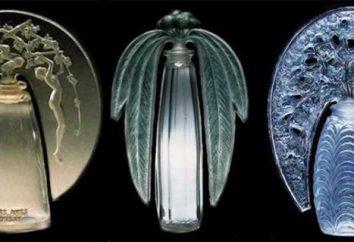 bouteilles de parfum original, reflète l'essence de saveur