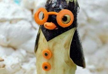 Jak zrobić rzeźbienie z warzyw. Proste sposoby robienia kwiatów, zwierząt, palmy od nich