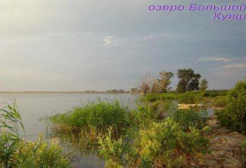 Big Lake Kuyash (Region Moskwa): opis, wędkowanie