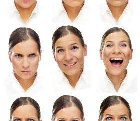 Co ekspresję ludzkiej twarzy? Badamy mimiki