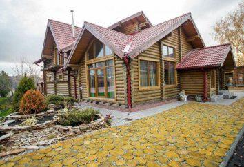 """Country Park Hotel """"bumps"""" (Novosibirsk): Beschreibung, Fotos, Bewertungen"""