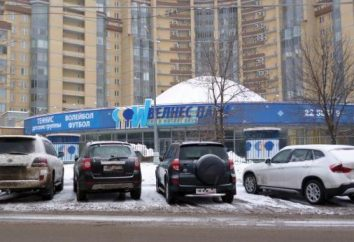 """Fitness center """"Wellness Park"""" a Vorontsov lagoas: endereços, lista de serviços, comentários"""