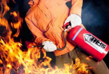 Frequenza di briefing sulla sicurezza antincendio. istruzioni su magazine sicurezza antincendio