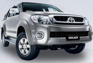 """Toyota Hilux"": historia i opis modelu"