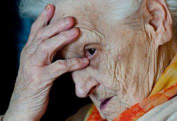 Psychoza starczy (starcze) objawy psychozy, objawy, leczenie