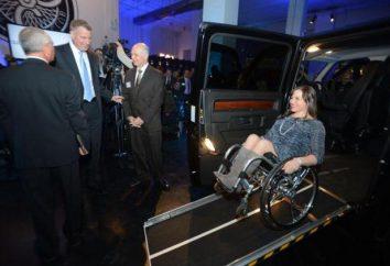 """""""Taxi social"""" em Moscou – uma verdadeira ajuda para as pessoas com deficiência e famílias com muitos filhos"""