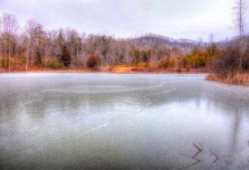 Sécurité sur la glace en hiver