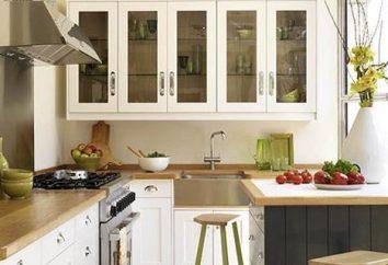 armoires murales pour la cuisine: une solution intéressante pour le stockage des petites choses