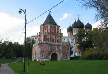 Izmailovo Island, Moskau: Ausflüge. Der Tempel, ein Museum auf der Insel Izmailovo. Wie kommt man zum Izmailovsky Insel zu bekommen?