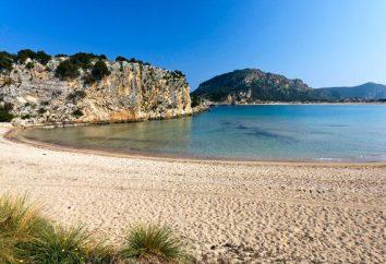 Antike Peloponnes: griechische Halbinsel Attraktionen