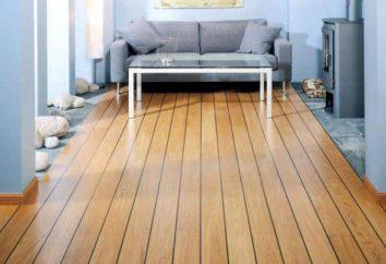 Impermeabilización del suelo de madera: características y matices