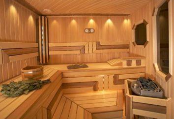 """""""Sous-marin"""" Sauna: adresse, description, services"""
