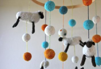 Jak zrobić baranka własnymi rękami? Owce własnymi rękami: lekcje mistrzowskie z krok po kroku zdjęcia