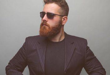 Pente para barba – acessórias homens elegantes