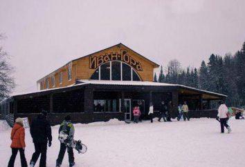 """Ośrodek narciarski """"Ivan Gora"""" (Perm): Szczegółowe informacje na temat złożonych i usług"""