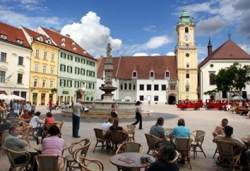 Bratysława – stolica Słowacji