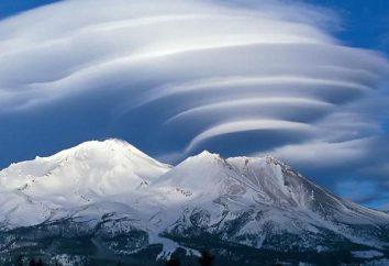Shasta é uma montanha na Califórnia: as características e fotos