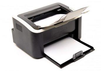 Samsung ML-1660: drukarka ultra-kompaktowy i szybki