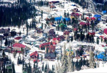 Sheregesh wo? Skiurlaub in Shergeshe (Bewertungen)