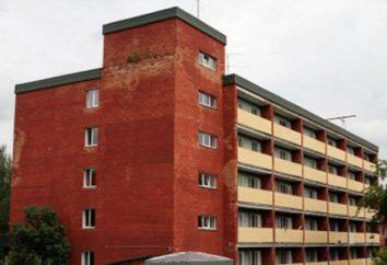 """Sanatorium """"Ruza"""": descrizione e recensioni"""