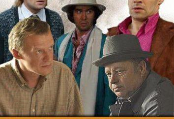 série détective russe « diamants Hunters »: les acteurs. Alexei Serebryakov