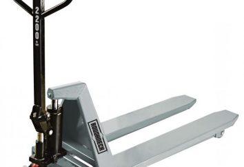"transpallet ( ""deadhead""). idraulica manuale carrelli"