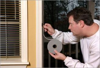 Come isolare le porte a una casa privata per un lungo periodo