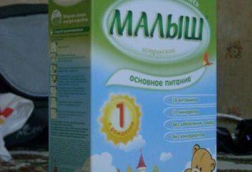 """formuła mleka dla niemowląt """"Baby"""": skład, cena i opinie rodziców"""