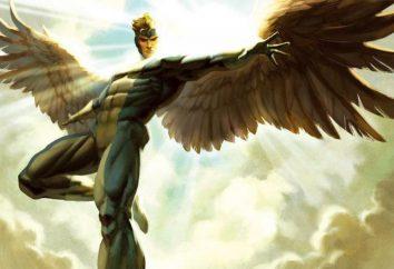 "Archangel (Marvel Comics) – un potente ""supporto aereo"""