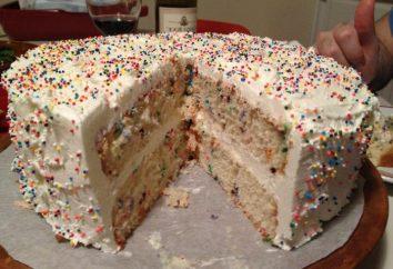 Torta semplice fast food. Deliziosa torta senza cottura: ricetta