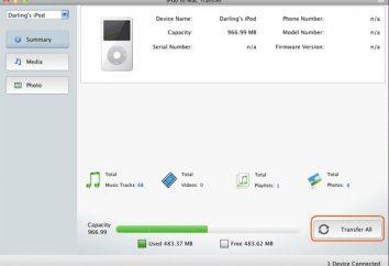 Jak pobierać muzykę do mojego iPoda? Jak ściągać muzykę na iPoda
